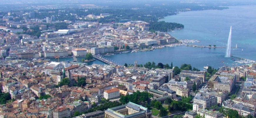 Visiter Genève pour quelques jours ou quelques mois