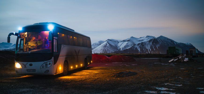 Comment louer un bus pour groupe?